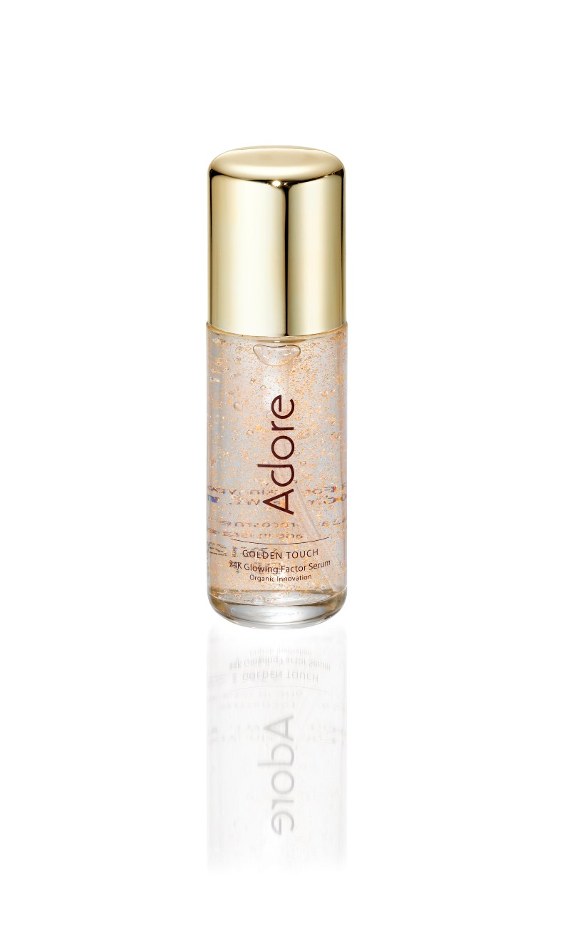 Products Adore Golden Touch Glowing Serum Cosmetics